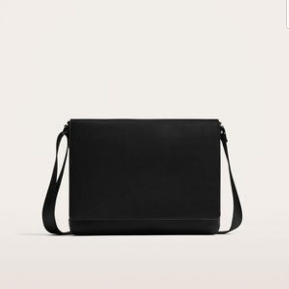 0c39b16bda Zara Bags | New Man Messenger Briefcase Bag | Poshmark